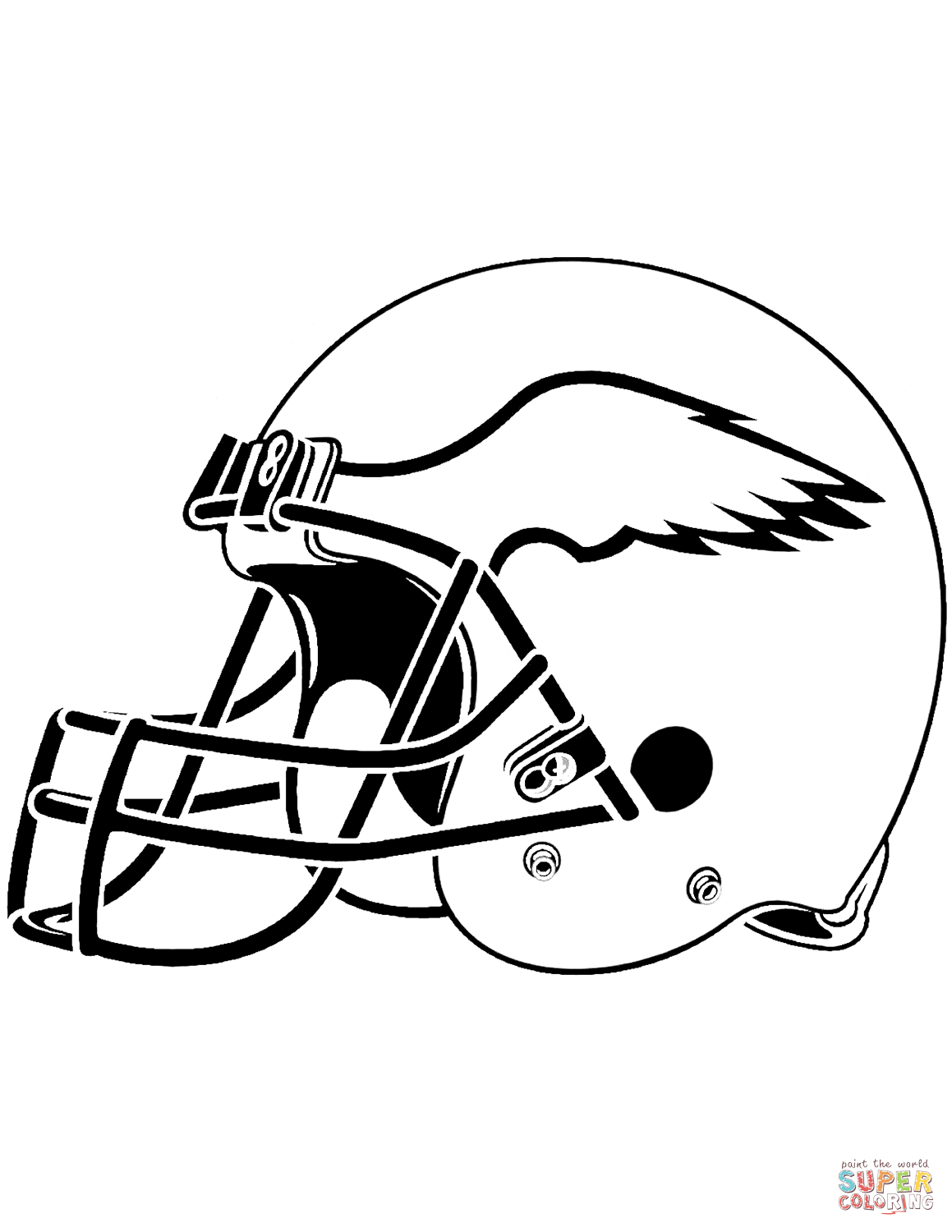 1159x1500 Nfl Coloring Pages Free Coloring Pages