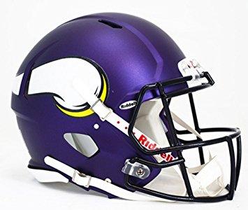 355x300 Nfl Minnesota Vikings Speed Mini Helmet Sports