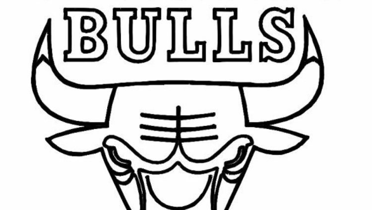 750x425 Chicago Bulls Basketball Coloring Pages Coloring Pages Trend