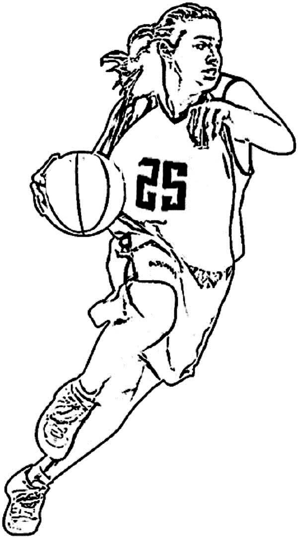 600x1084 Nba Coloring Pages Chicago Bulls Logo