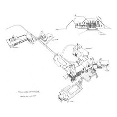 236x236 Michael Abraham Residence Sketches
