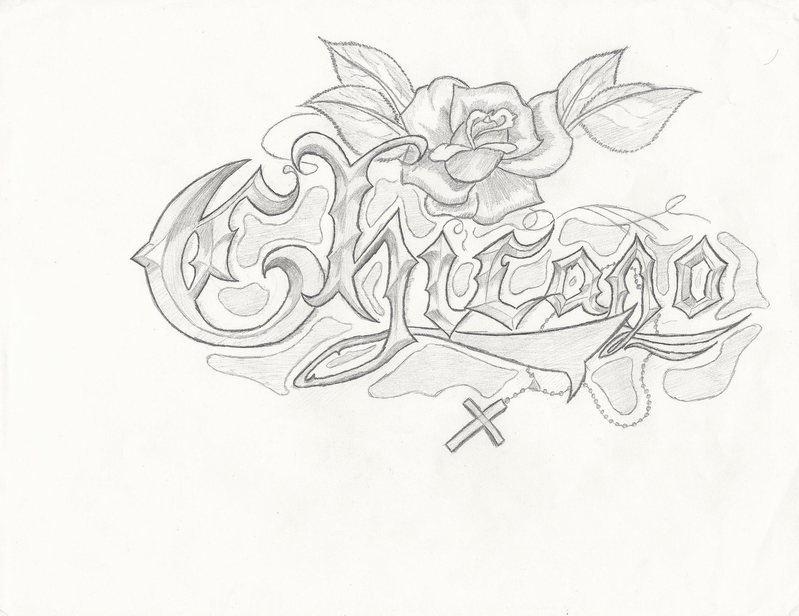1600x1234 Chicano Love Drawings