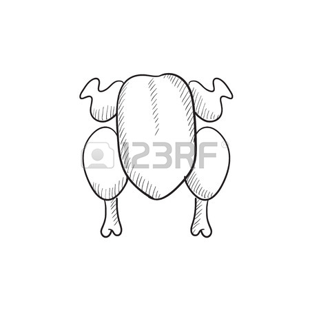 450x450 427 Stuffed Chicken Cliparts, Stock Vector And Royalty Free
