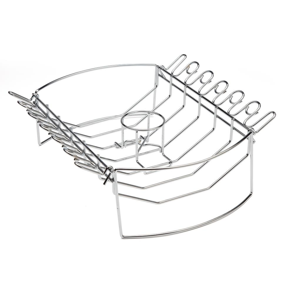 1000x1000 Cuisinart 4 In 1 Bbq Basketrib, Roast, Beer Can Chicken, And Wing