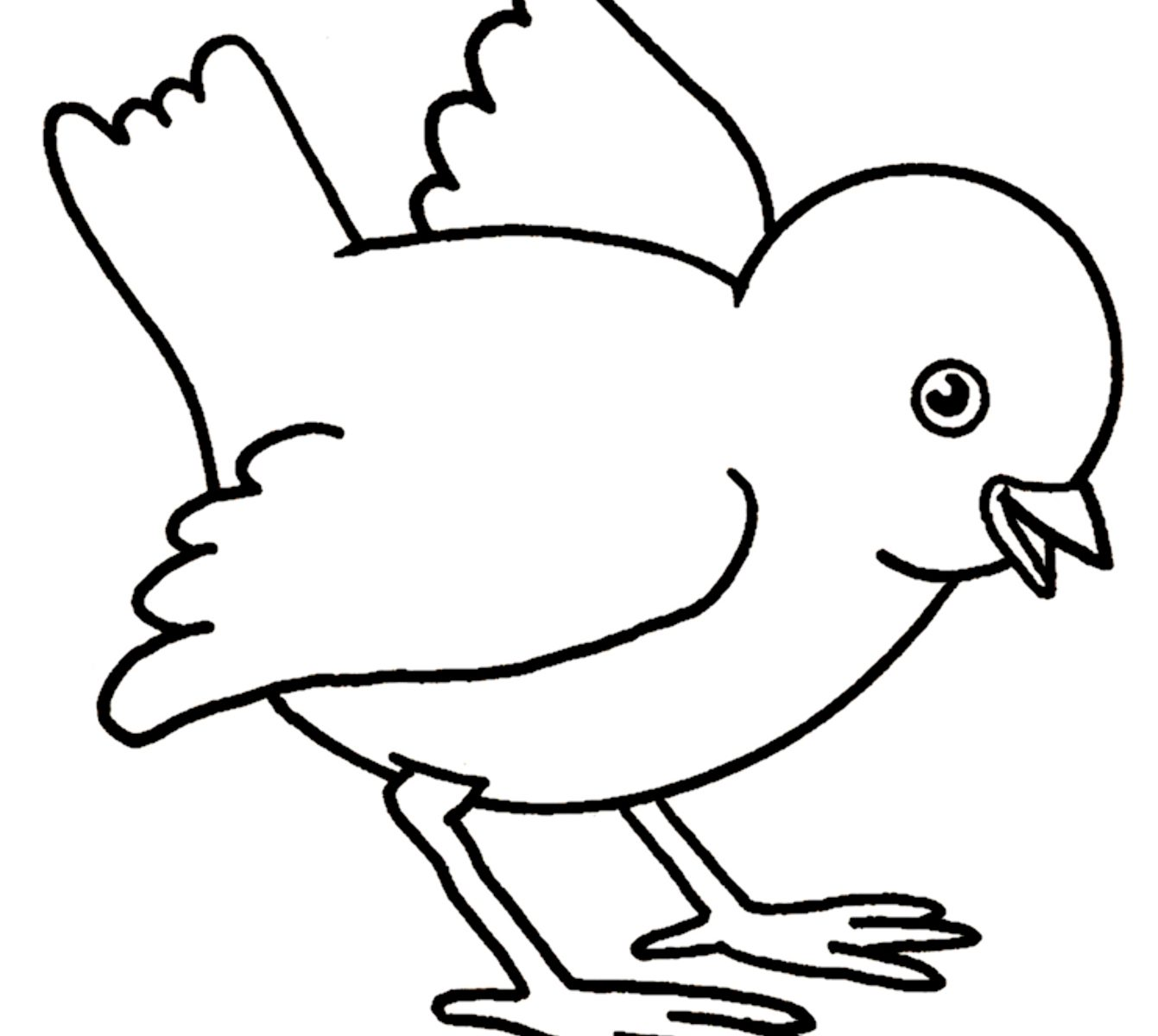 Chicken Drawing For Kids at GetDrawings.com   Free for personal use ...