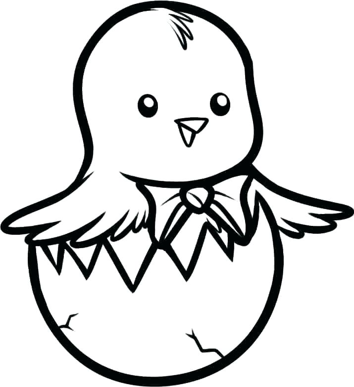 715x783 Complete Chick Coloring Pages Print Chicks Baby Boy Girl Printable