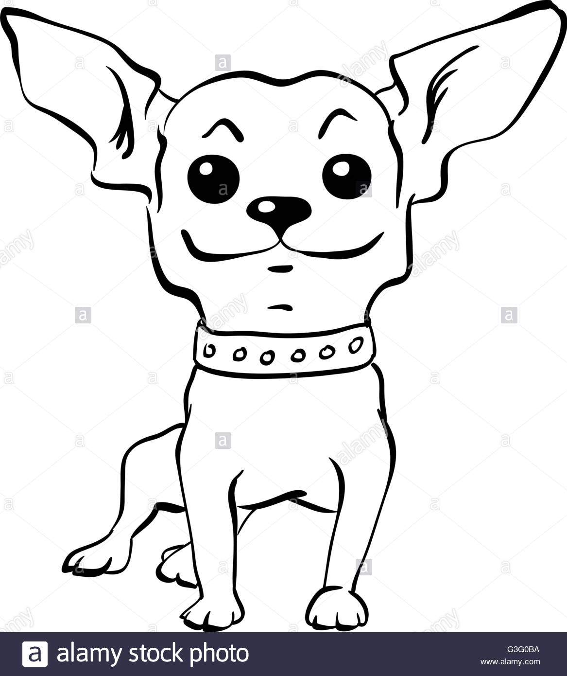 chihuahua dog drawing at getdrawings com free for personal use