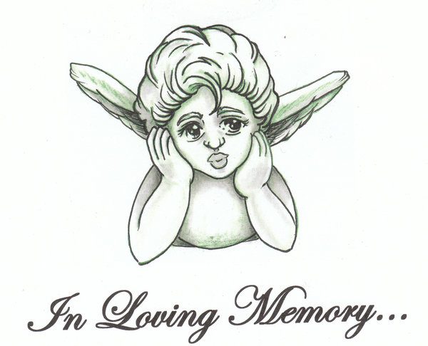 600x486 Angel Tattoos In Memory Off Tattoo Designs