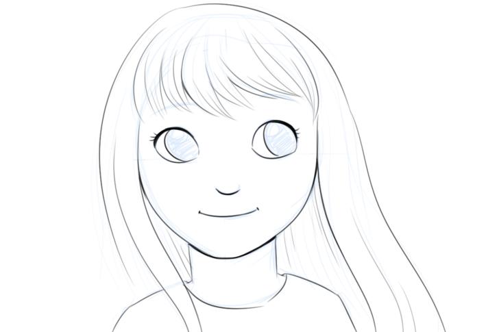 728x485 3 Ways To Draw A Cartoon Child
