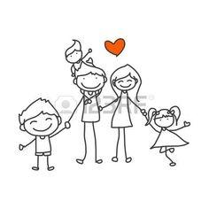 236x236 Children Friends Clipart Black And White Gift Ideas