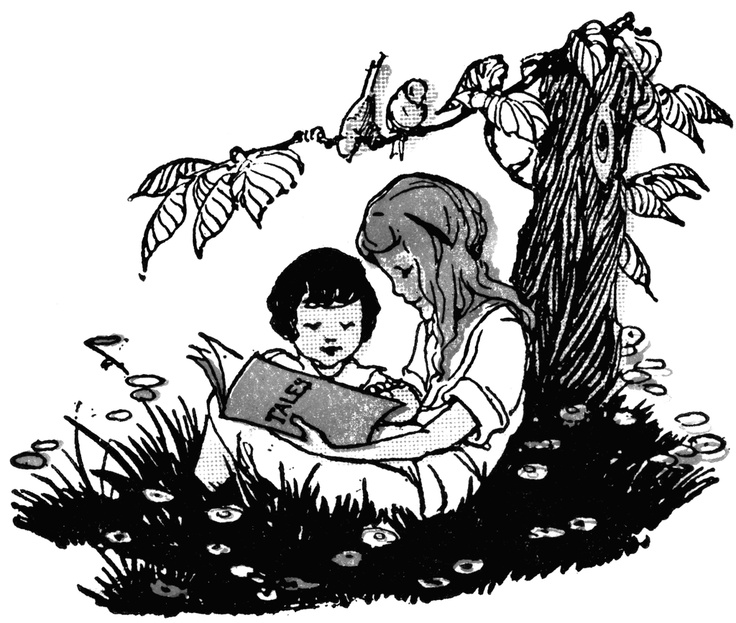 736x623 Children Reading Readers Children Children