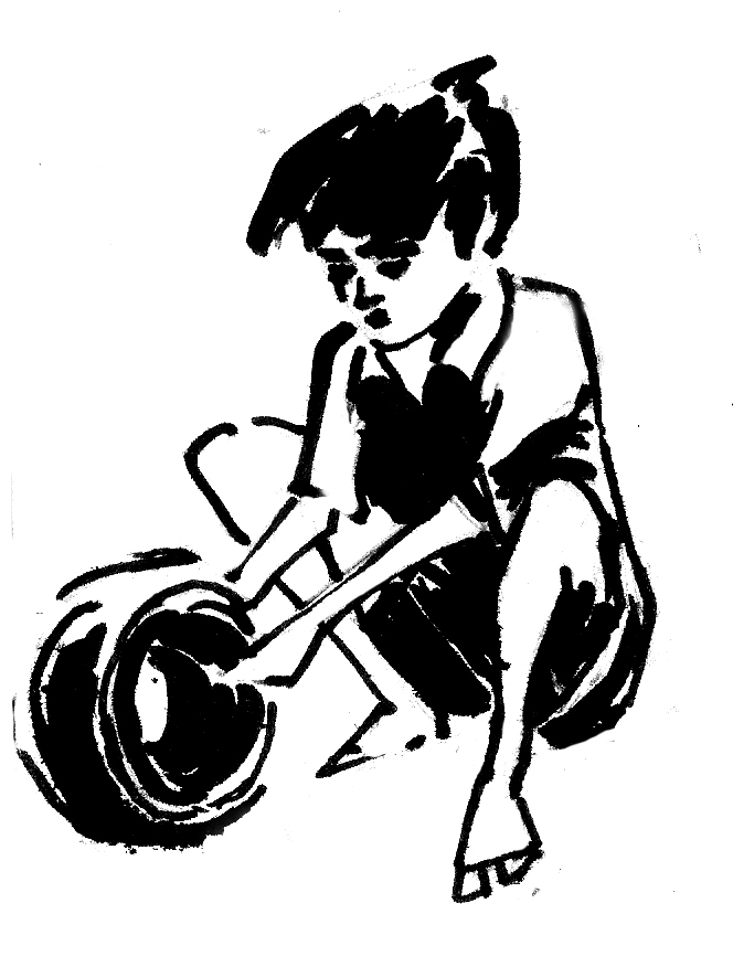 Child Labor Drawing at GetDrawings   Free download
