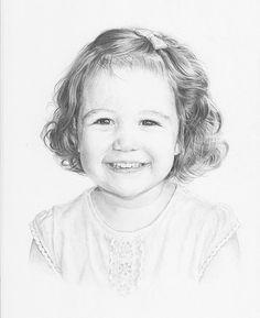 Child Portrait Drawing