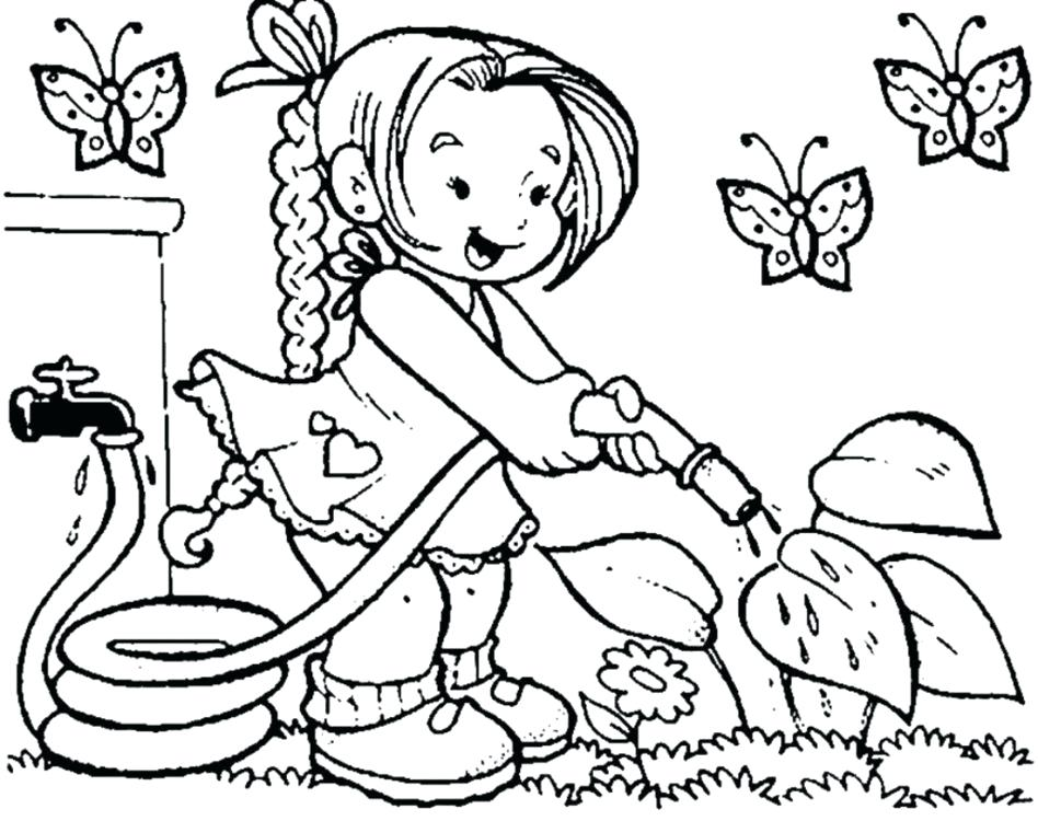 948x750 Toddler Coloring Page Great Printable G Pages Kids In Site Great