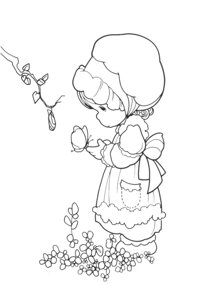 700x988 Drawing Coloring Book 1817