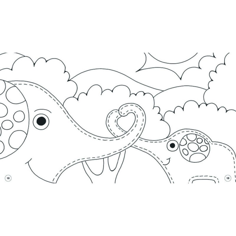800x800 Kiss Baby A Coloring Book Can Drawing Together With Kids Art