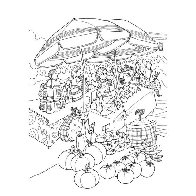 640x640 Online Shop Greece Travel Coloring Book For Adult Children