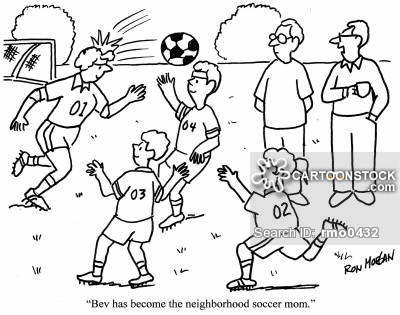 400x315 monster designs children playing football cartoon