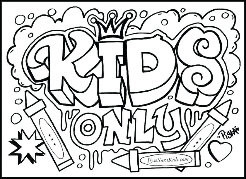 840x612 Coloring Pages For Children Simple Coloring Sheets For Teenagers