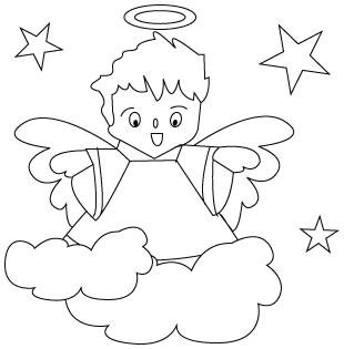 310x315 Christmas Childrens Drawings