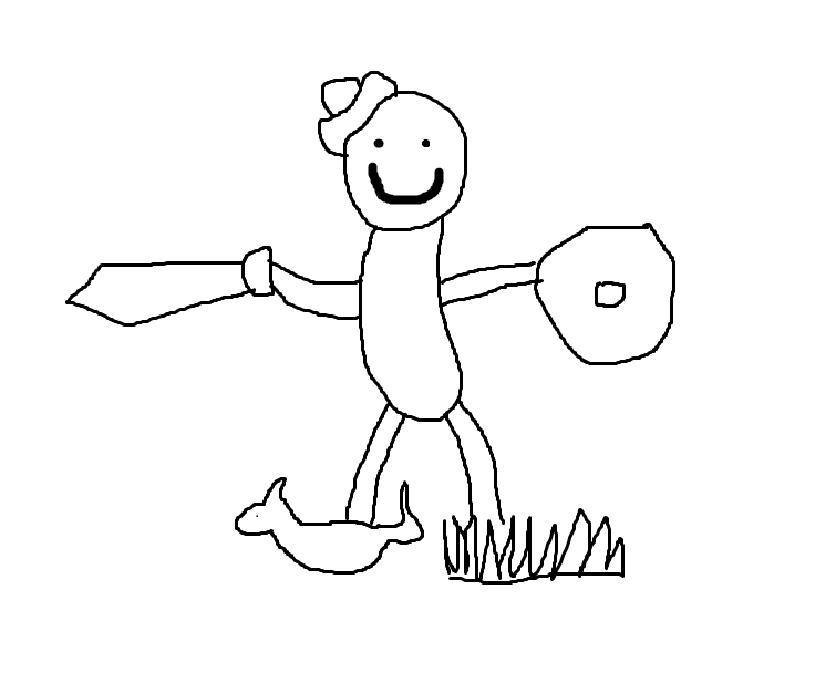 736x626 If Children's Drawings Were Made Into Toys Pics