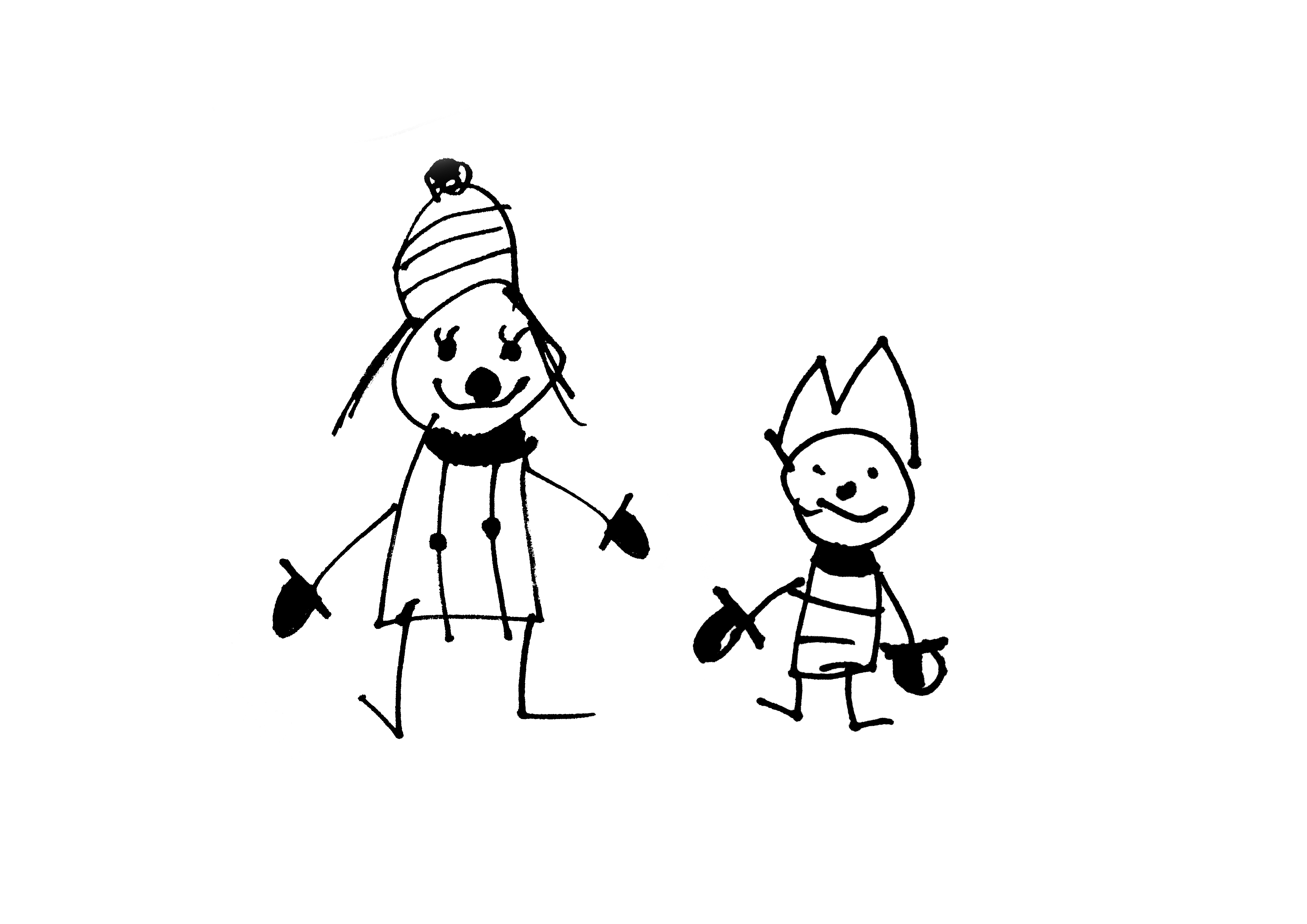 4961x3508 Character Design Childrens Drawings Superfastindyfish