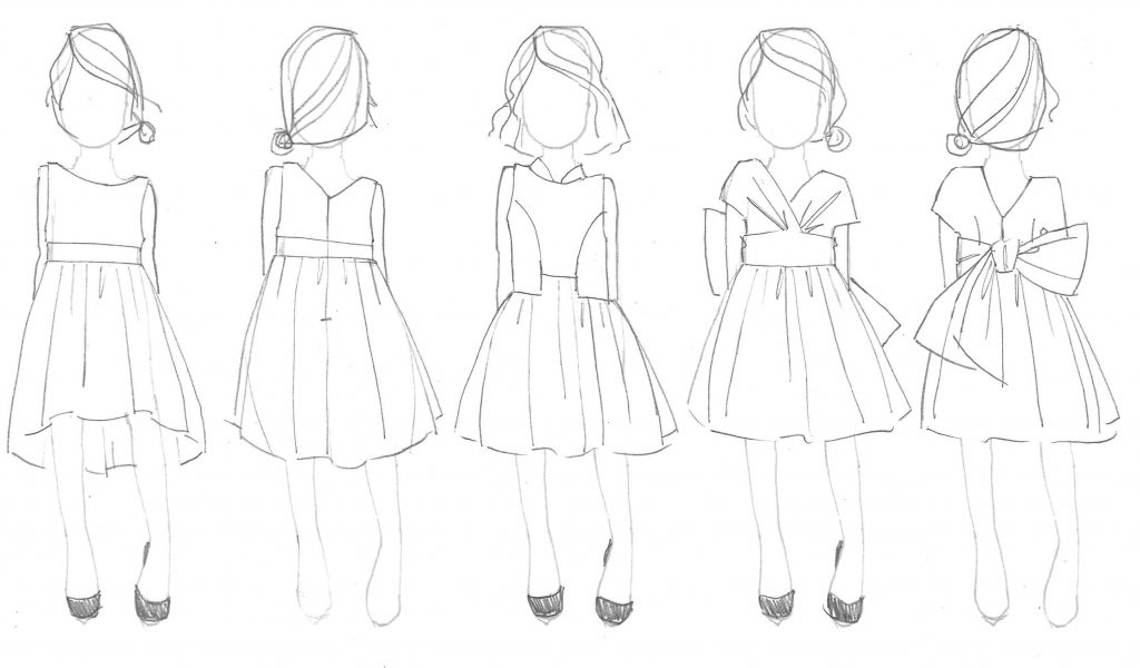 1024x600 Fashion Drawing For Kids Drawing Sketches For Childrens 10 Images