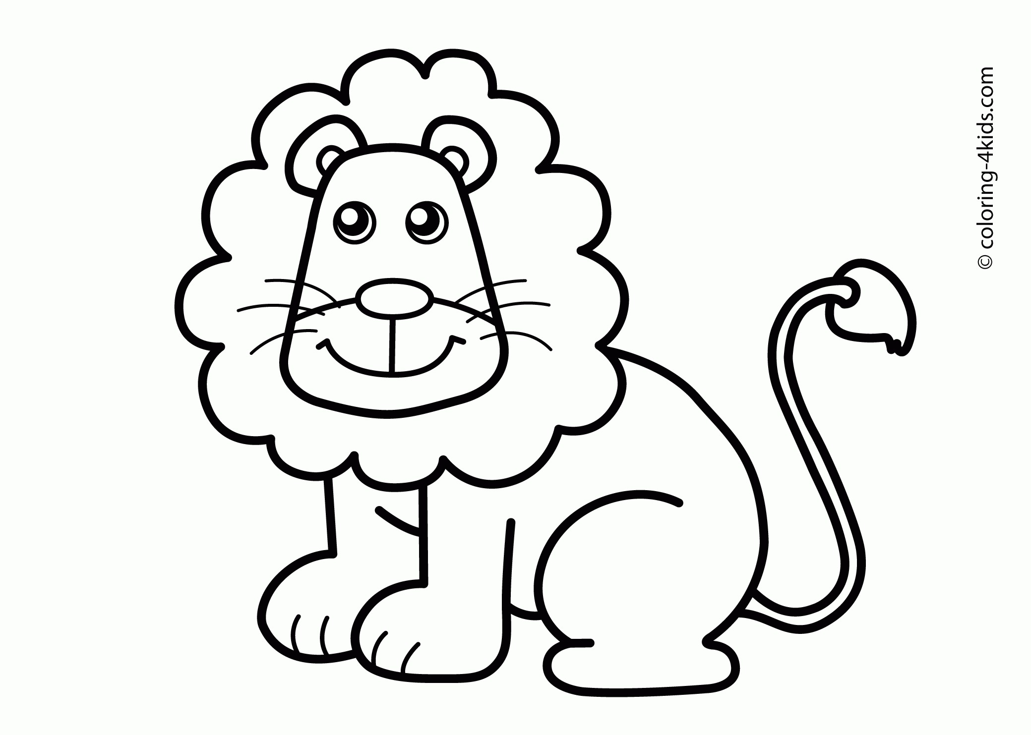 2079x1483 Childrens Animal Coloring Pages Awesome Children Drawing Book Free