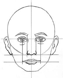 216x268 Mastering Proportions Drawing A Child's Face Profile, Child