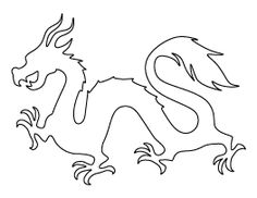 236x182 Step 714 How To Draw Chinese Dragons With Easy Step By Step