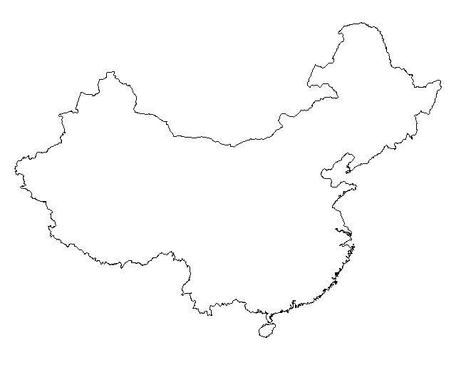 china map drawing at getdrawings free for personal use china Google Map Beijing China 661x526 china map drawing
