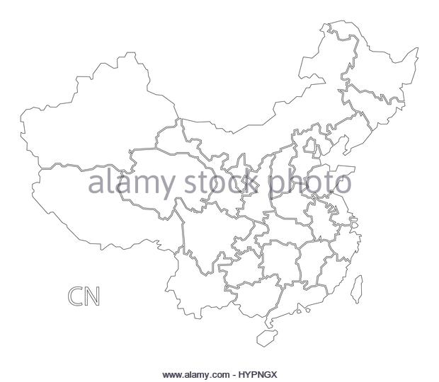 620x540 Map China Regions Stock Photos Amp Map China Regions Stock Images