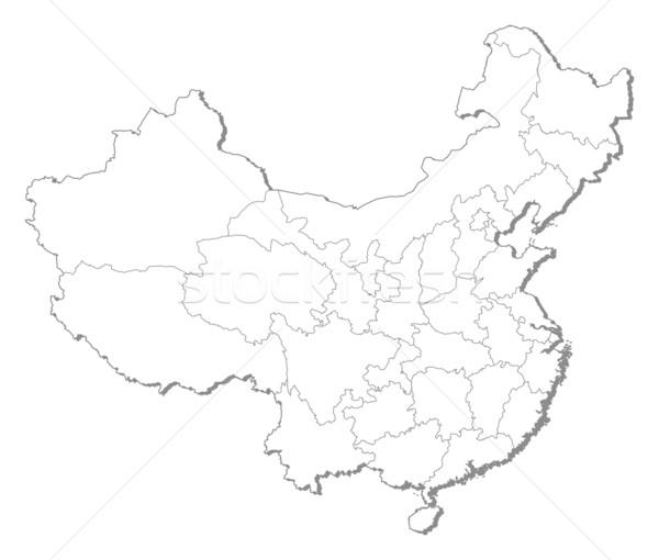 China Map Drawing At Getdrawings Com Free For Personal Use China