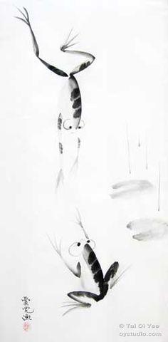 236x480 Chinese Painting