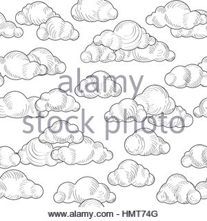 300x320 Vector Chinese Cloud Pattern Background Textured Stock Vector Art