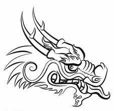 Chinese Dragon Drawing At Getdrawings Com Free For Personal Use
