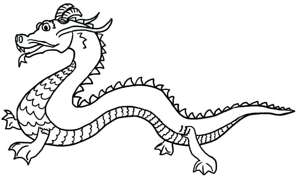 1024x612 Dragons Coloring Pages Unconditional Dragon Coloring Pages