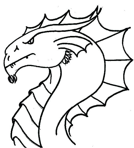 547x605 Real Dragon Coloring Pages Great Real Dragon Coloring Pages Kids
