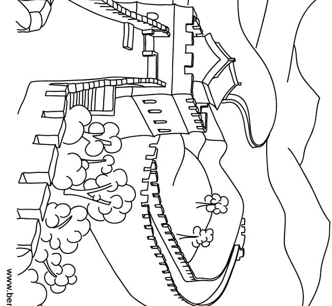 650x600 China Coloring Pages China Coloring Page Pages For Kids Chinese