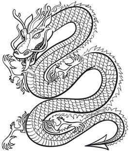 268x312 Chinese Dragon Tattoos Chinese Dragon Tattoos, Chinese Dragon