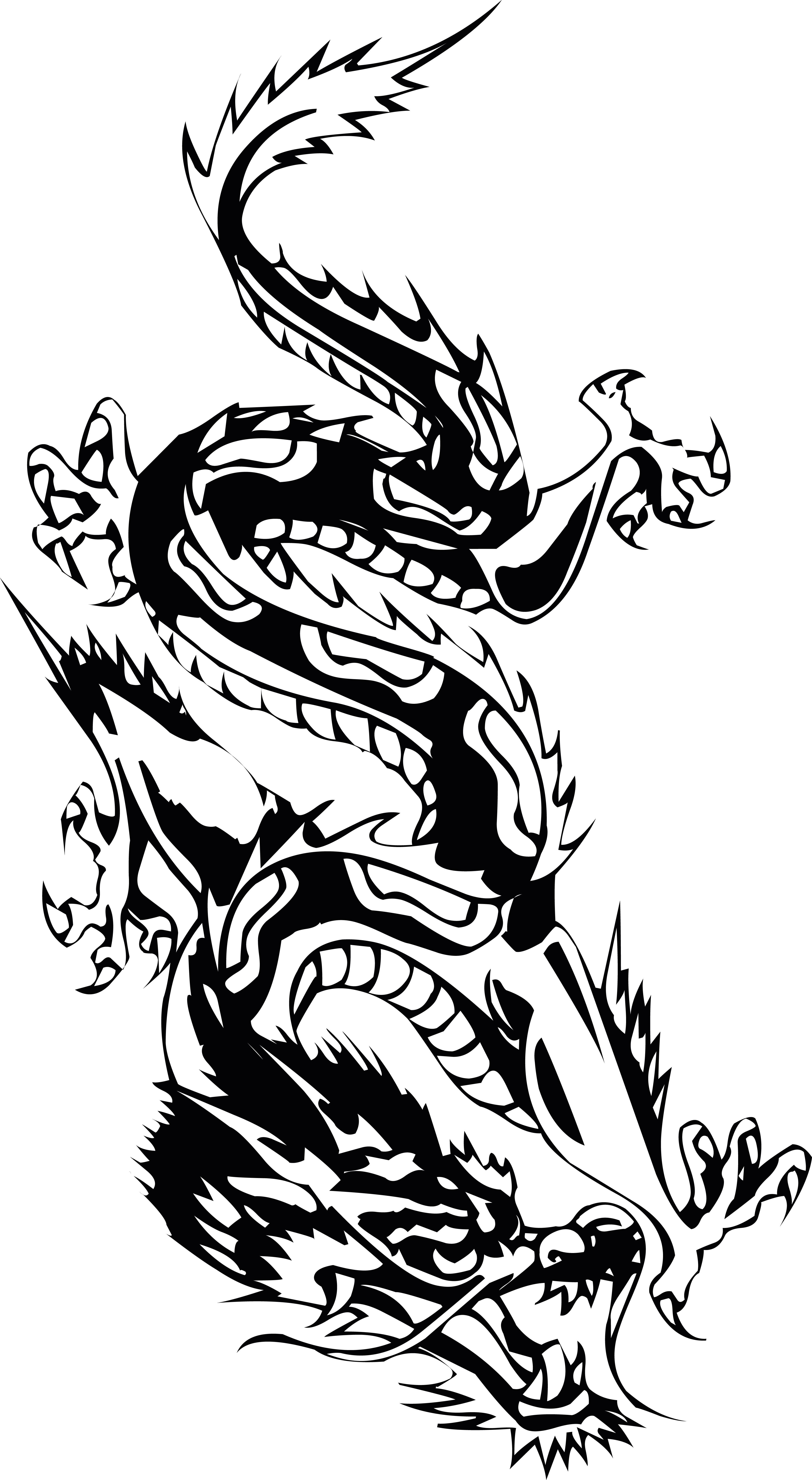 3891x7087 Sneaky Dragon Dragons Dragons And Chinese Dragon