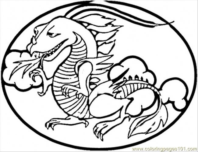 650x497 Coloring Dragons Drawings Gallery 135 Glamorous Chinese Dragon
