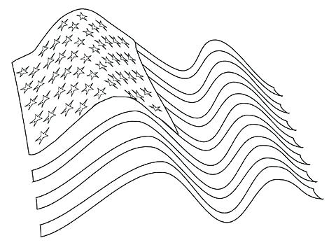 480x360 China Flag Coloring Page Us Flag Coloring Sheet Flag Coloring Book