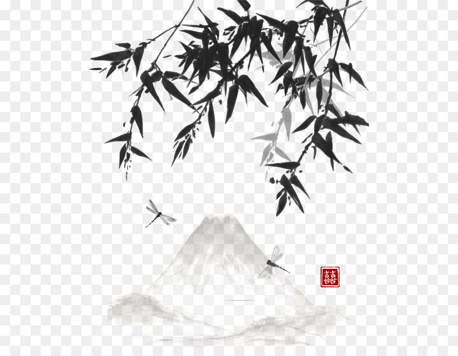 900x700 Ink Wash Painting Chinese Painting Drawing Landscape Painting