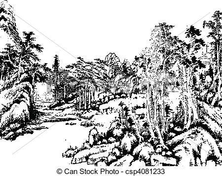 450x357 Inspirational Free Landscape Photos Vectors Of Chinese Landscape