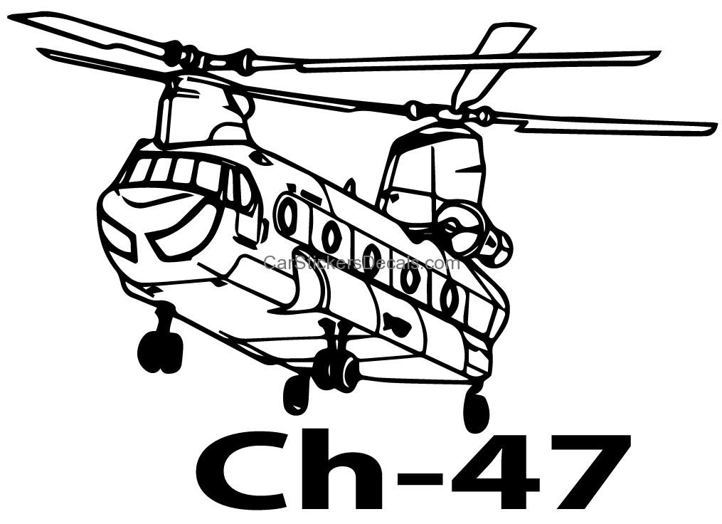 1015x736 Chinook Ch 47 Sticker @ Car Stickers Decals