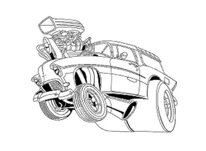 Hot Rod 3 Wheeler
