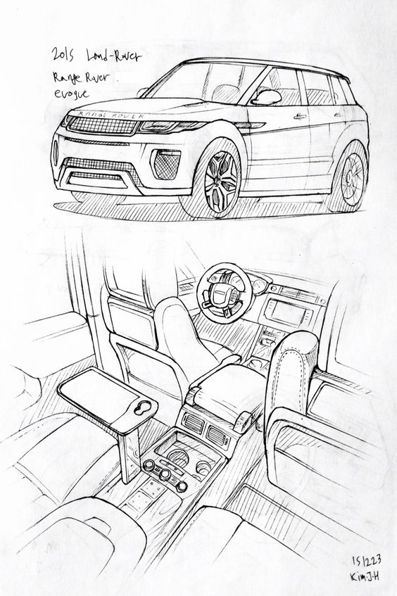 564x847 Land Rover Evoque By M J M On @ Cars