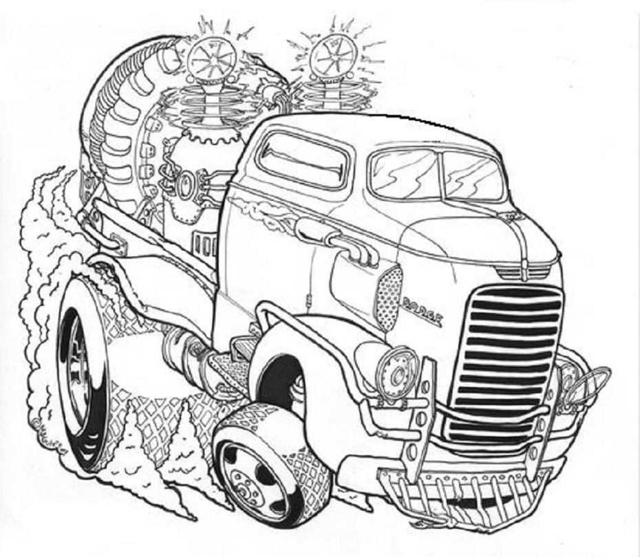 930x810 Pin By Kerry Sr On Cartruck Bw Illustrations