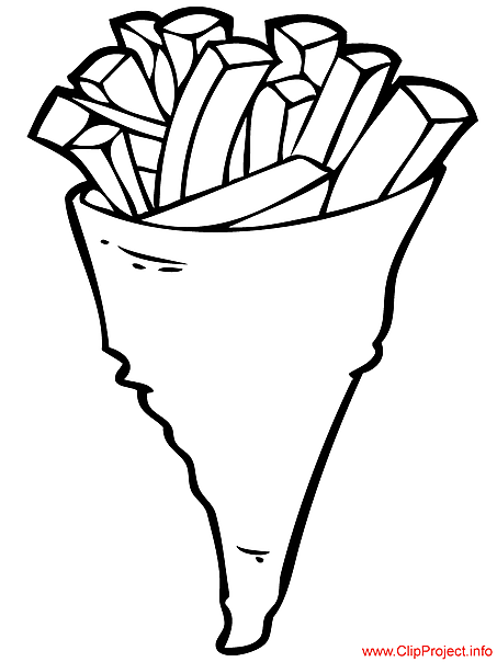Chips Drawing at GetDrawings | Free download